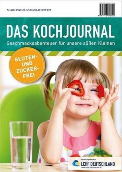 Das Kochjournal - Geschmacksabenteuer für unsere süßen Kleinen