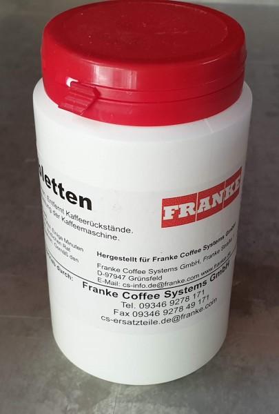 Reinigungstabletten für Kaffeevollautomaten