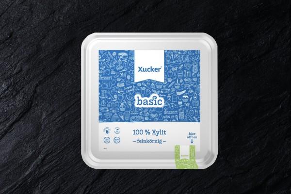 Xylit Xucker Basic FR, 4,5 kg