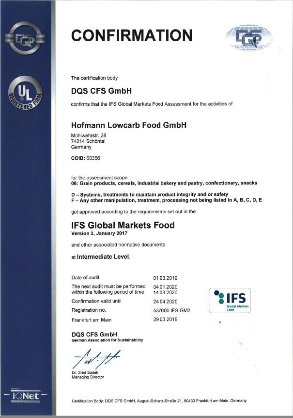 IFS-English