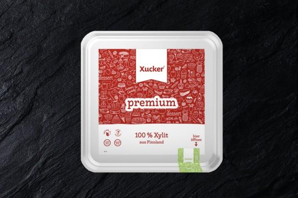 Xylit Xucker premium, 4,5 kg
