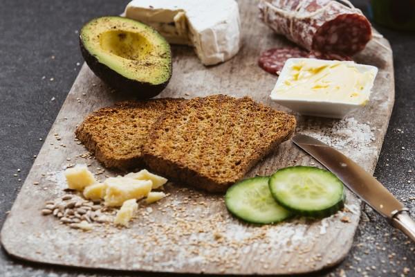 LowCarb Brot - das Feine