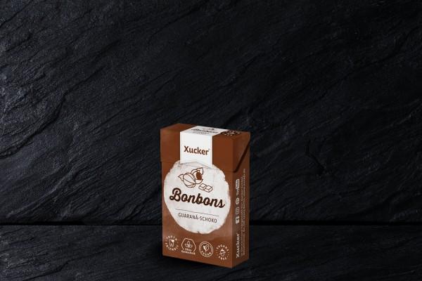 """Xylit-Bonbons """"Guaraná-Schoko"""""""