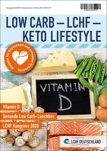 LOW CARB - LCHF Magazin 3/2019