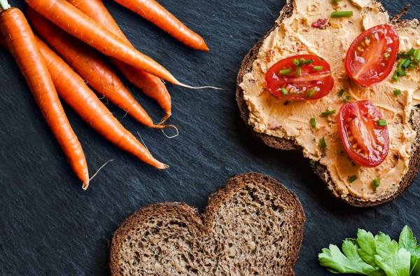 LowCarb* Brotbackmischung - Karottenbrot BIO