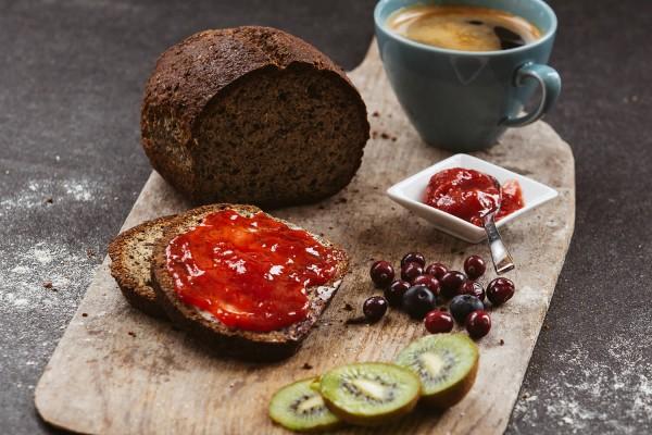 LowCarb Brot Kraftpaket - Das Kräftige