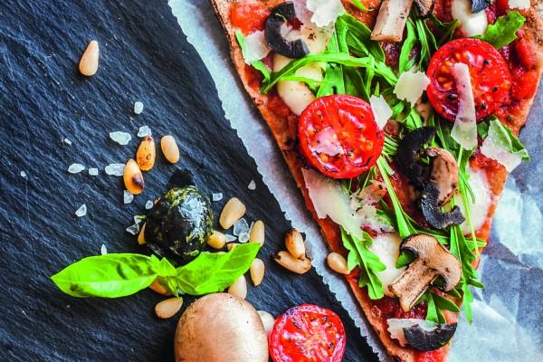 LowCarb* Bella Italia Pizza Backmischung