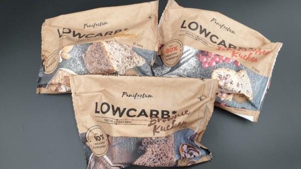 LowCarb* Kuchen Probierpaket 3 Sorten