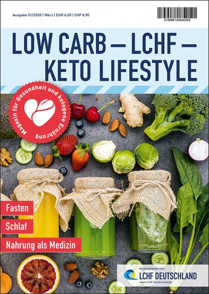 LOW CARB - LCHF Magazin 1/2020