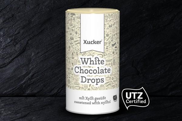 Weiße Xucker Schoko Drops