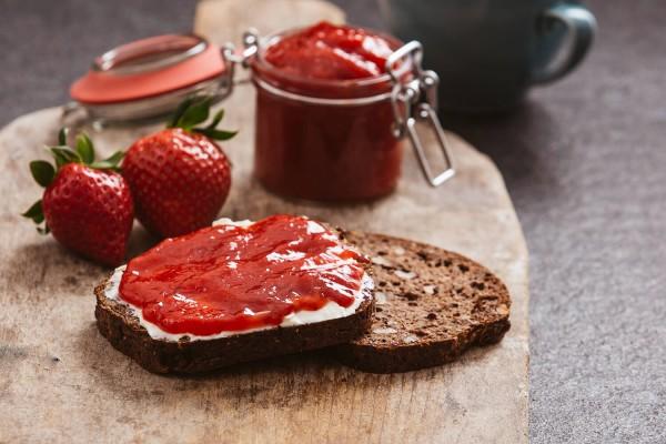LowCarb Fruchtaufstrich Erdbeere