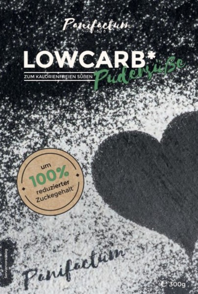 LowCarb* Pudersüße