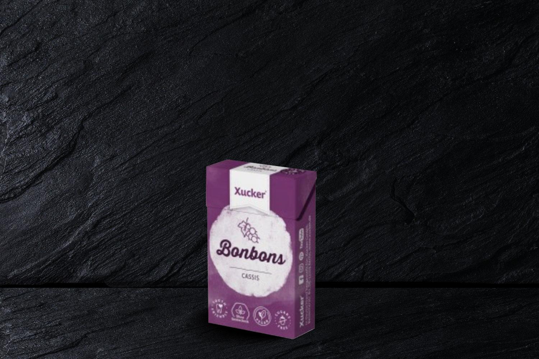 xylit bonbons cassis s es onlineshop panifactum. Black Bedroom Furniture Sets. Home Design Ideas