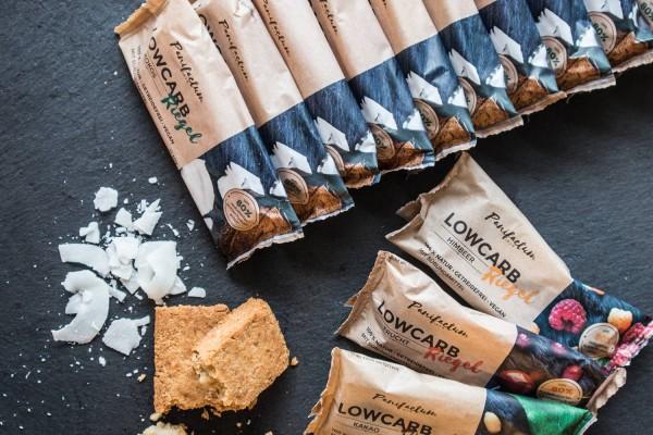 LowCarb* Riegelpaket Kokos 10 + 2 Gratis