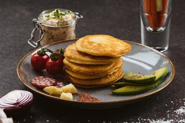 LowCarb Backmischung für Pancake