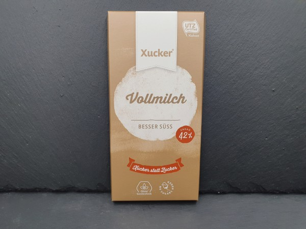 Xylit Vollmilch Schokolade