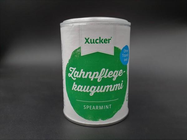 Xucker Zahnpflege-Kaugummi Spearmint