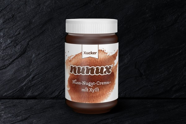 Xylit Nuss-Nougat-Creme Nunux